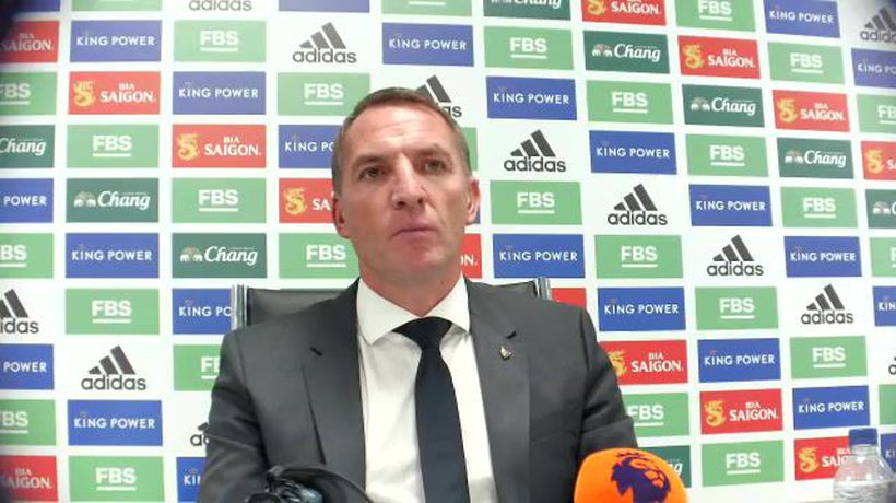 Rodgers on fixing his misfiring Leicester squad