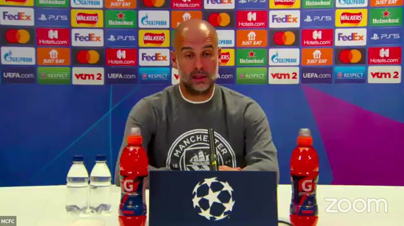 Guardiola refuses to write off Bruges