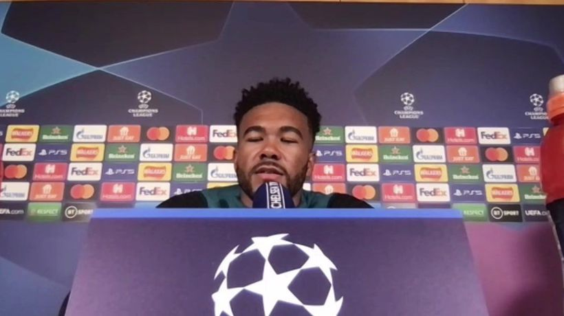 Reece James on injuries and chelsea - Malmo