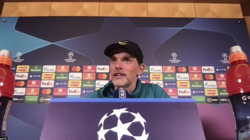 Tuchel on Chelsea form and Malmo