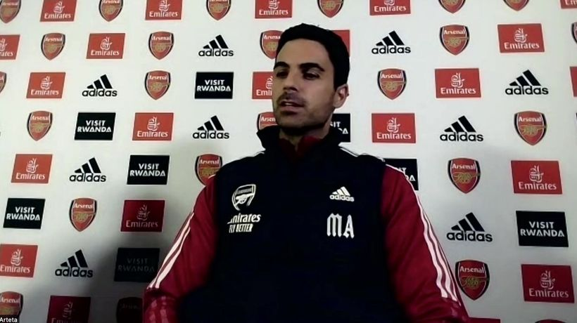 Arteta warns Steve Bruce abuse could put-off potential managers