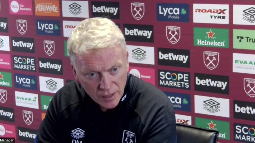 Moyes happy with West Ham resilience after Spurs win