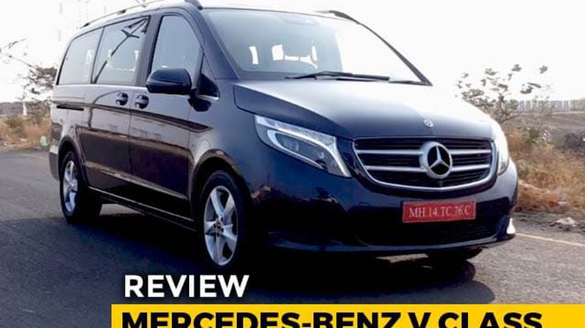 Mercedes-Benz V Class Review