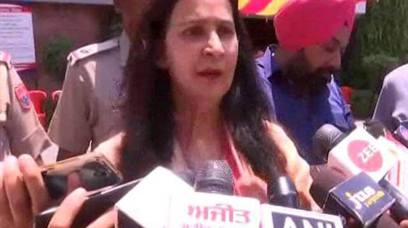 """Congress Should Get A Clean Sweep In Punjab If We've Delivered"": Navjot Kaur"