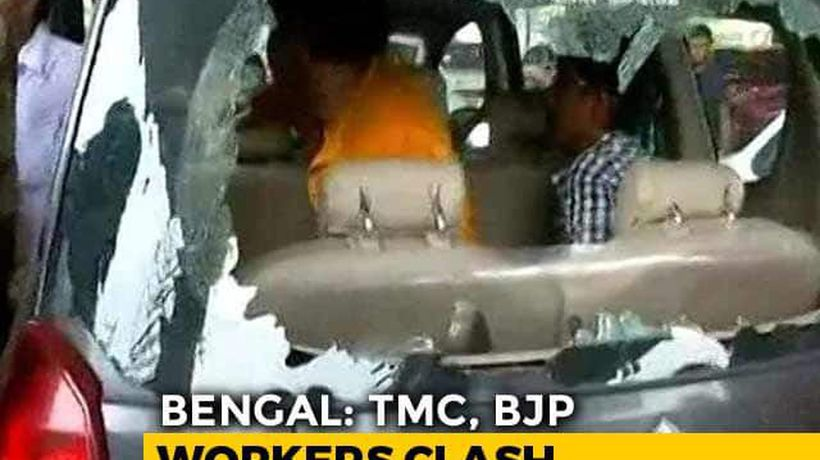 Crude Bombs, Lathicharge in Bengal, Minister Wants Central Forces To Stay