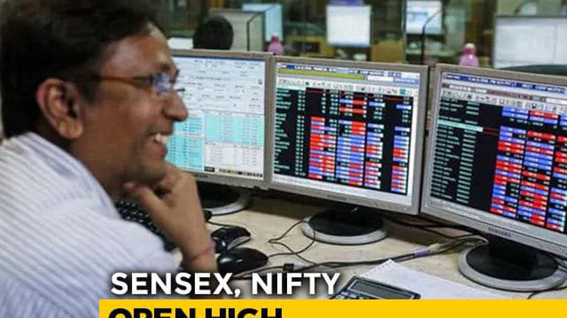 Sensex Gains Over 200 Points As Markets Soar To All-Time Highs