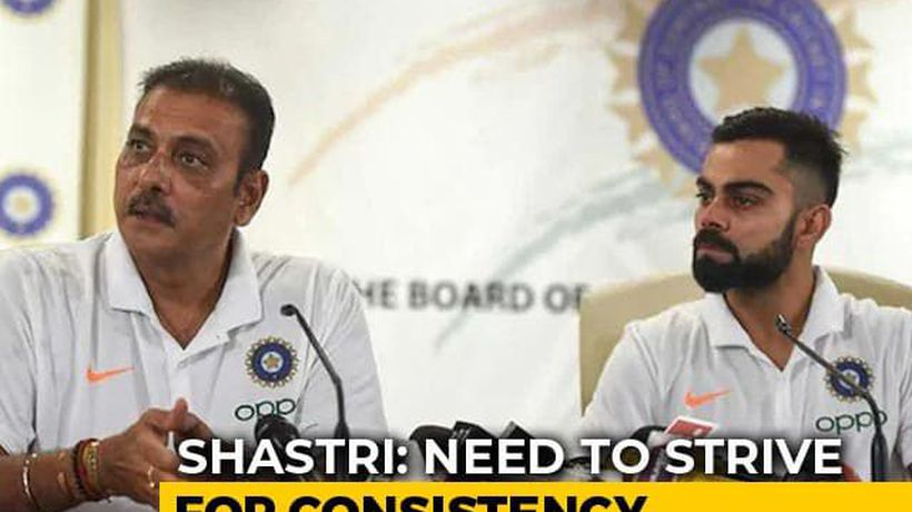 MS Dhoni's Role Massive, Will Be Big Player In World Cup 2019: Ravi Shastri