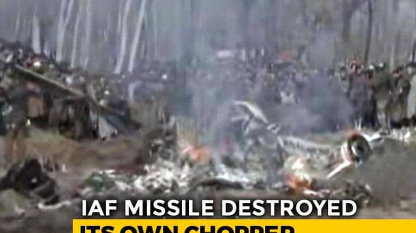 Exclusive: 12 Seconds After Launch, IAF Missile Destroyed Its Own Chopper