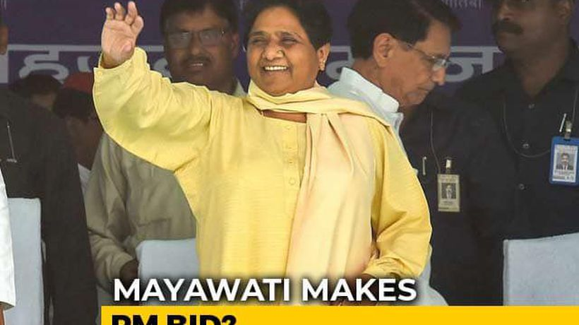 Ambitious Mayawati Is X Factor As Parties Wait For Election Results