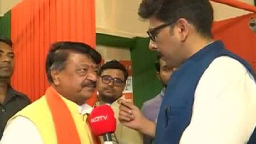 Opposition Must Respect Democracy: BJP Bengal In-Charge Kailash Vijayvargiya
