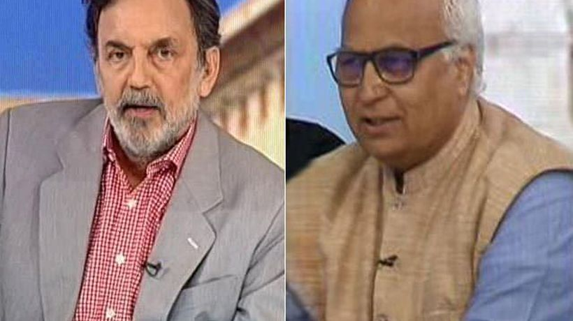 This Election Is A Pro-Incumbency Vote, Says Sudhedendra Kulkarni