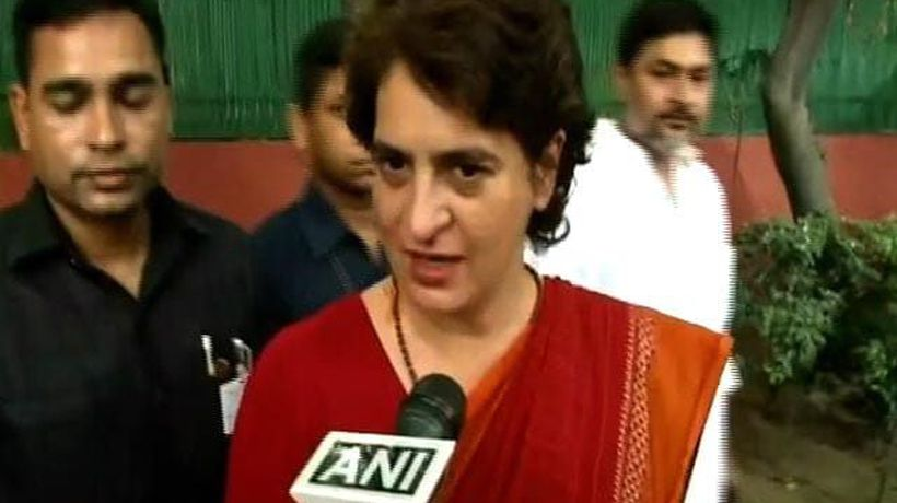 We Respect People's Verdict, Says Priyanka Gandhi, Congratulates BJP And PM
