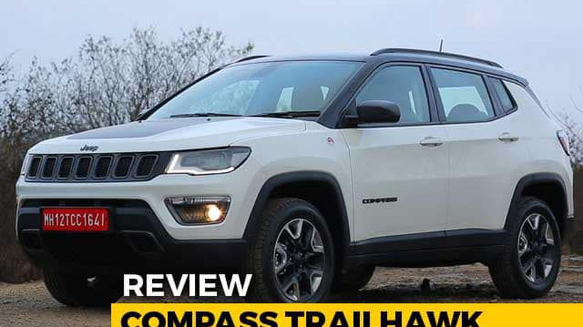 Jeep Compass Trailhawk India Review