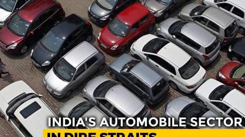 What Is Behind India's Automobile Crisis?