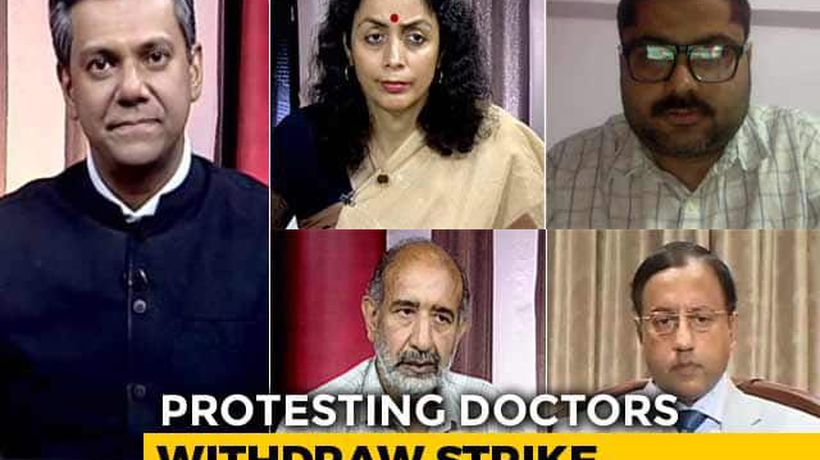 Should Doctors Be Allowed To Go On Strike?