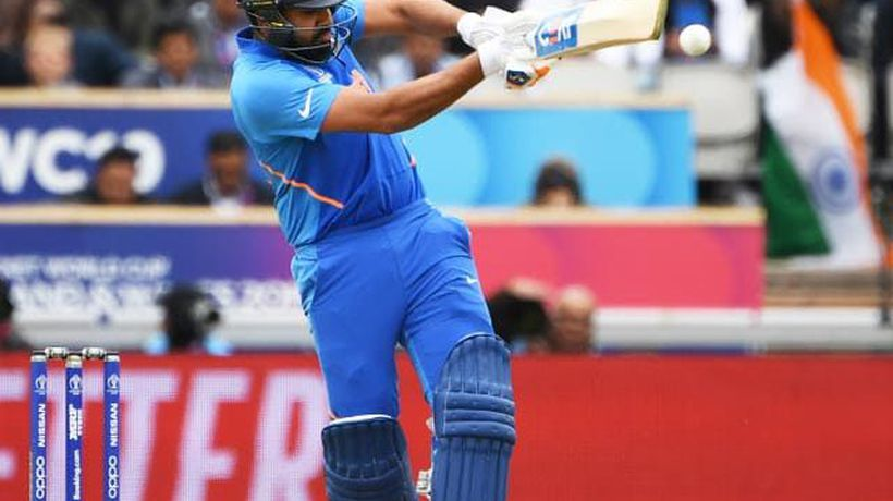 Rohit Sharma: The Man Of Big Moments