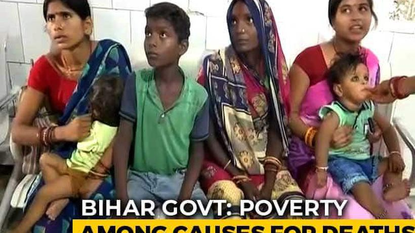 Poverty, Not Litchis, Likely Reason Behind Bihar Child Deaths