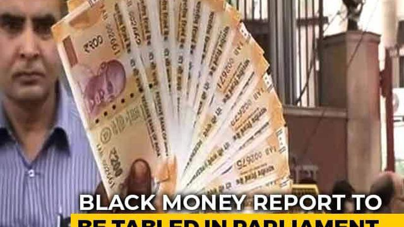 No Mention Of Specifics In Parliamentary Panel Report On Black Money
