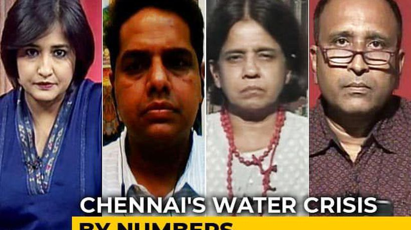 Indian Cities Top Global Water Crisis Chart