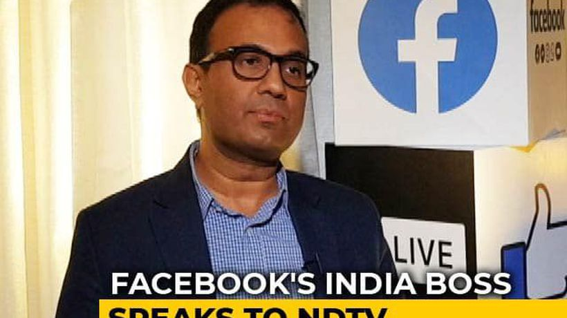 Facebook's India Boss Remains Discreet On Data Localisation