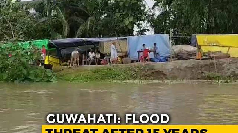 52 Lakh Affected As Assam Flood Situation Worsens, 20 Dead So Far