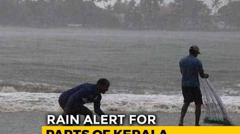 Weather Department Issues Red Alert In Parts Of Kerala For July 18