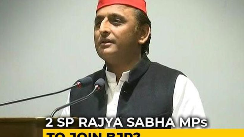 1 Down, 2 More To Go? Akhilesh Yadav's Loss Is BJP's Gain In Rajya Sabha