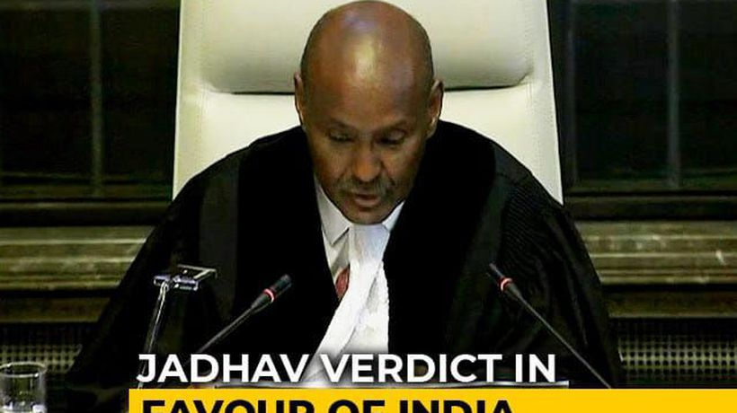 Pak Must Review Kulbhushan Jadhav's Death Sentence, Says World Court ICJ