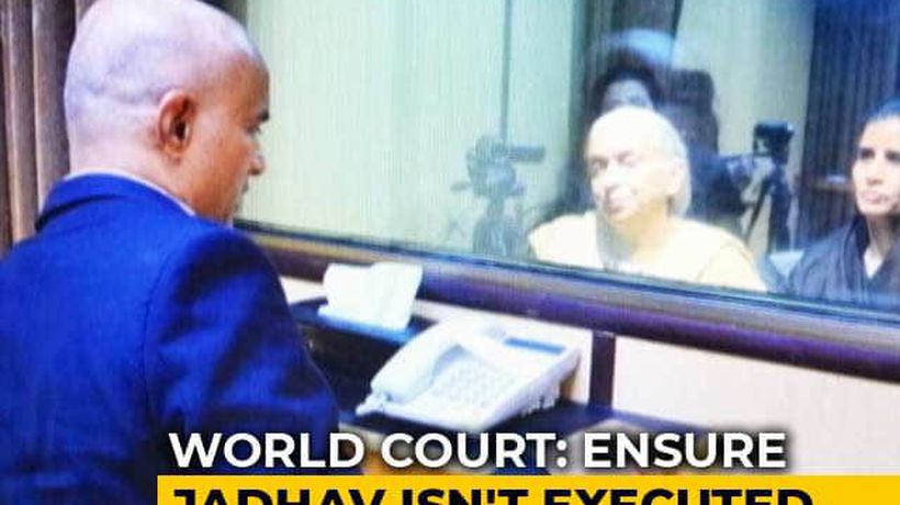World Court Stays Kulbhushan Jadhav's Execution, Grants India Consular Access