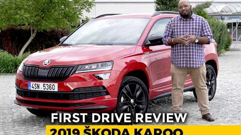 2019 Skoda Karoq First Drive Review