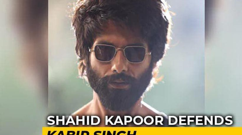 'We Want You To Feel Kabir Singh's Unacceptable': Shahid Kapoor's Defense