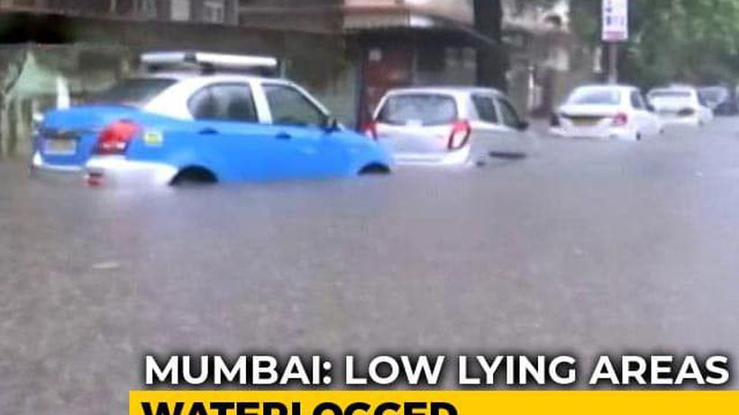 Heavy Overnight Rain In Mumbai After Dry Spell Of 10 Days