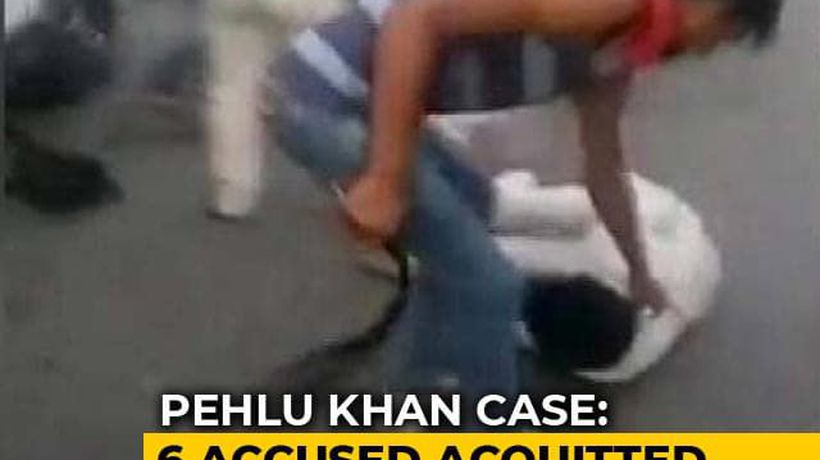 """Rajasthan Government To Challenge """"Shocking"""" Verdict In Pehlu Khan Case"""
