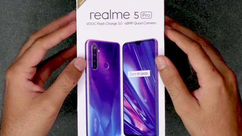 Realme 5 Pro Unboxing And First Look - Price In India, Key Specs