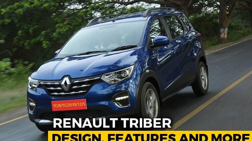 Renault Triber: Design, Features And More