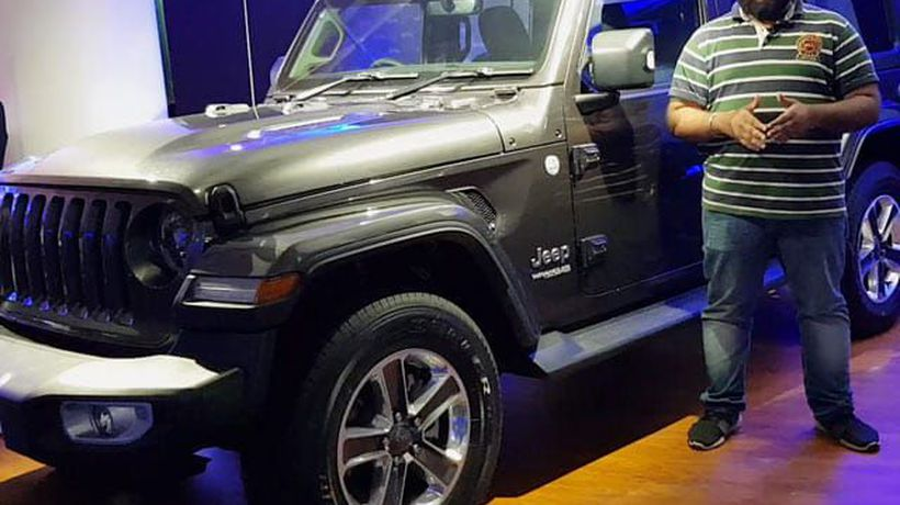 2019 Jeep Wrangler: First Look