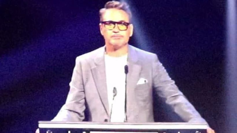 Robert Downey Jr's Full Speech At 'Disney Legends' Ceremony