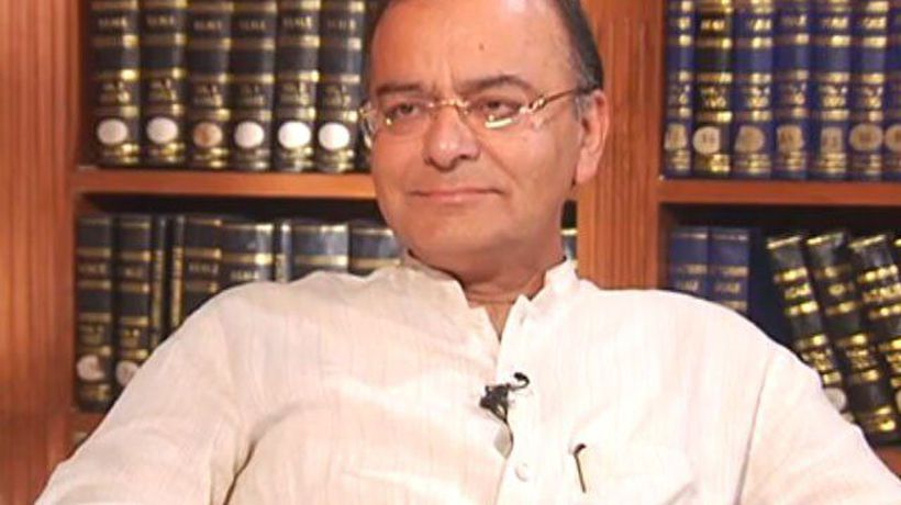 Your Call With Arun Jaitley (Aired October 2012)