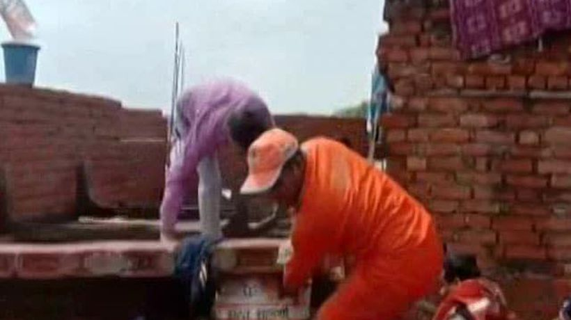 Varanasi District Magistrate Injured In Wall Collapse During Relief Work