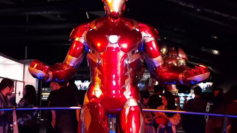 Meet Your Favourite Marvel Superheroes At Avengers S.T.A.T.I.O.N In Mumbai