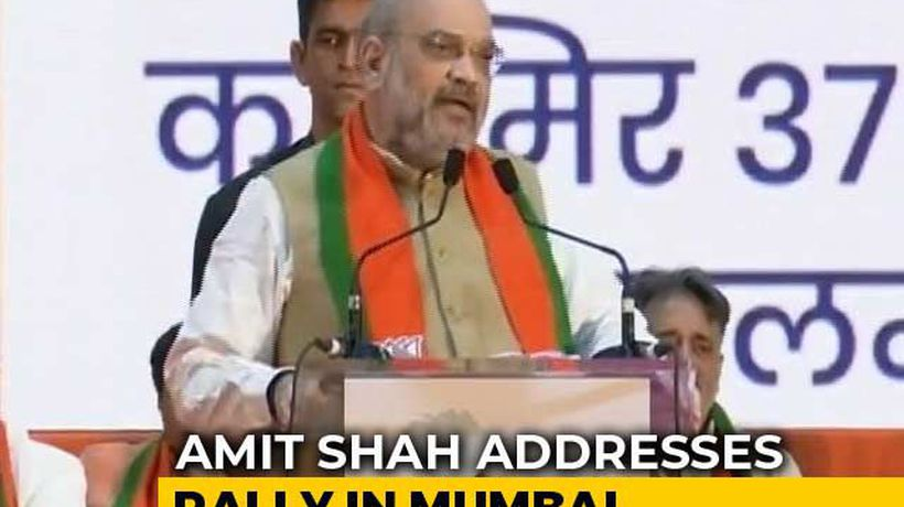 """Congress Sees Politics, We See Patriotism"": Amit Shah On Kashmir Move"