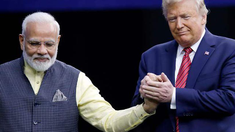 At 'Howdy, Modi!', PM Reveals Who's Top Negotiator - Him Or Trump