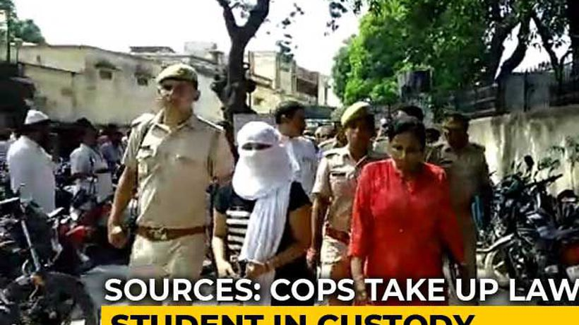 UP Law Student Who Accused Chinmayanand Of Rape To Be Questioned: Sources