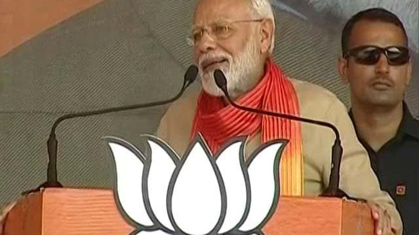 """President Xi Told Me He Has Watched Dangal,"" Says PM In Haryana Rally"