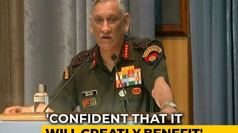 """We'll Win Next War Through Indigenised Weapons Systems"": Army Chief"