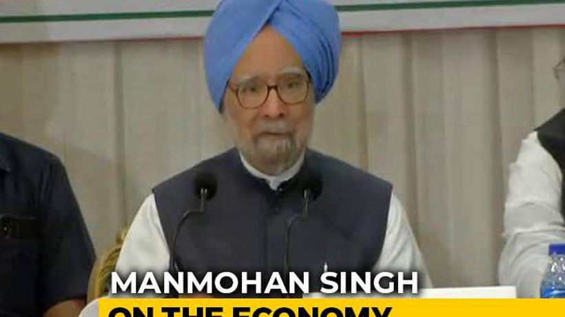 """Government Apathy Impacting People's Aspirations,"" Says Manmohan Singh"