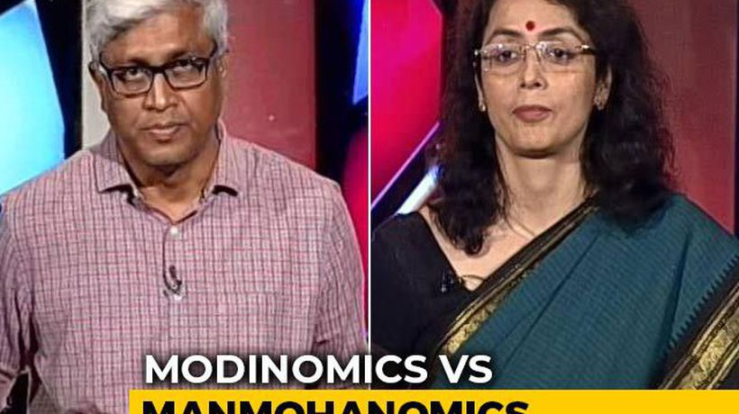 Politically Incorrect: 'Modinomics' vs 'Manmohannomics'