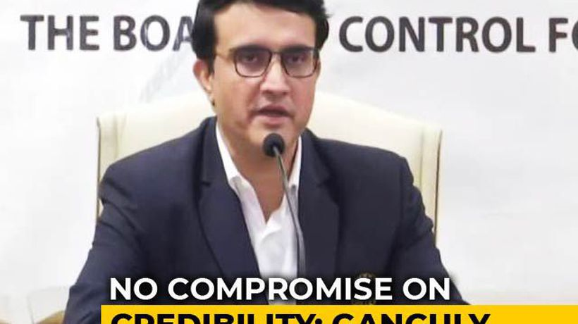 """Corruption-Free, Same-For-All BCCI, Just As I Led India"": Sourav Ganguly"