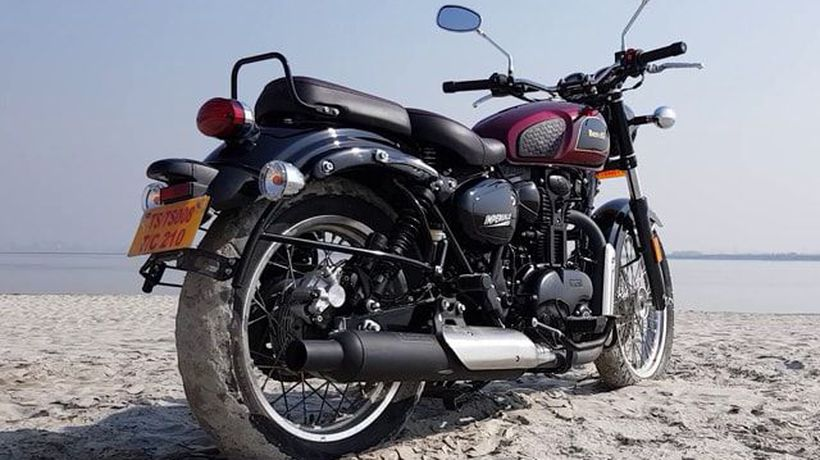 Benelli Imperialle 400 First Look