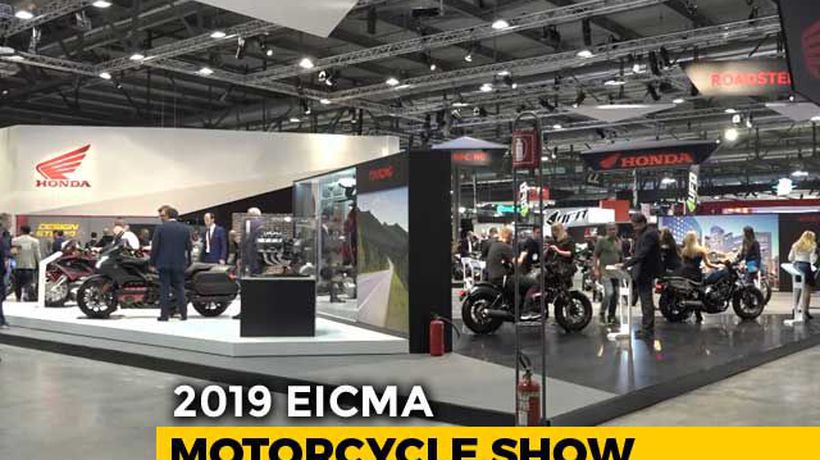2019 EICMA Motorcycle Show